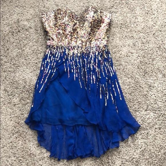 Sherri Hill Dresses & Skirts - Sherri Hill sequin dress